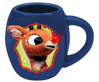 Rudolph the Red-Nosed Reindeer Coffee Mug