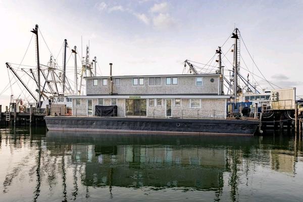 Floating house in Massachusetts listed for $275,000