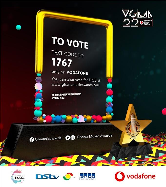 Vgma22 Voting Starts!