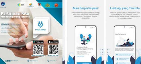 peduli lindungi app adalah aplikasi untuk mengatasi pandemi covid-19 di indonesia