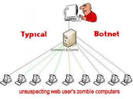 Botnet Smartphone Attack