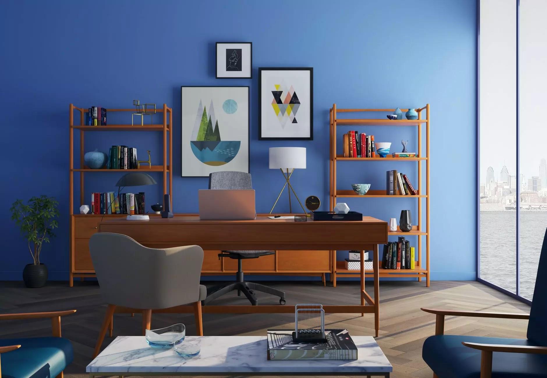 8 Tips Dekorasi Kantor