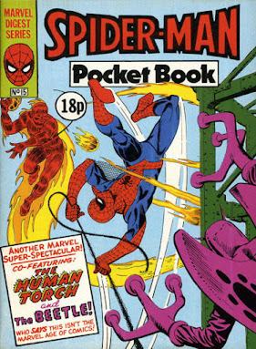 Spider-Man pocket book #15