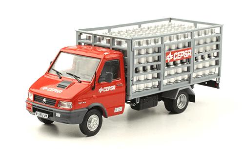 Pegaso Daily 1994 Cepsa vehículos de reparto y servicio salvat