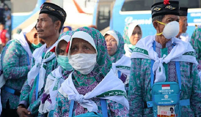 Calon Jamaah Haji Tertua Asal Indonesia Berusia 105 Tahun Ternyata dari Papua