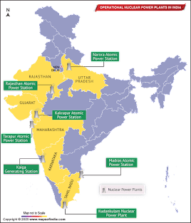 hydro and thermal plants in india