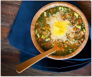 Banquete -  Experiências Gastronômicas 'Sopa de Tsampa'
