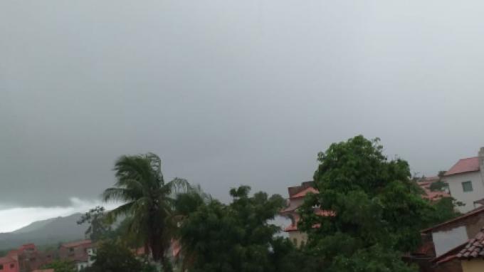 Chove em todas as regiões do Ceará; Viçosa registra 107 milímetros