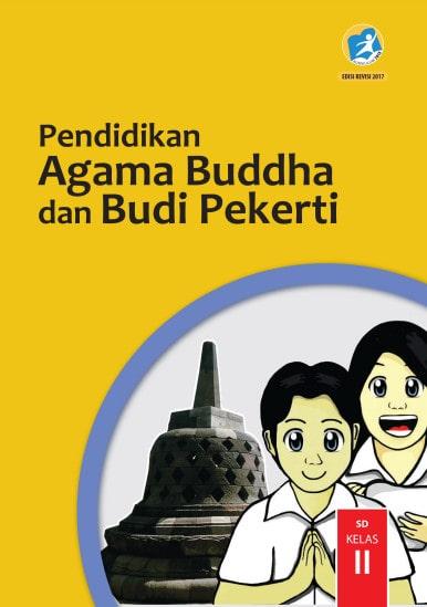 Buku Siswa Pendidikan Agama Buddha Kelas 2 Revisi 2017 Kurikulum 2013