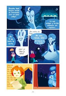 Comic: Reseña de Pepino, Héroe de leyenda de Gigi D.G. - La Cúpula