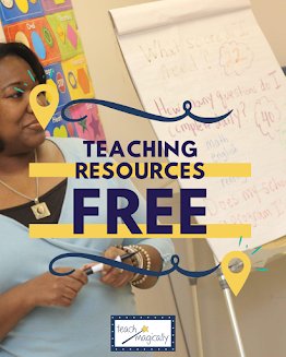 Teaching Resources for Free- Teach Magically