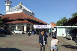 Wisata Religi Makam Sunan Ampel Denta di Surabaya