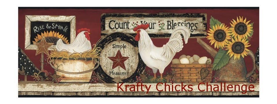 Krafty Chicks Challenge
