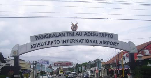 Pangkalan TNI Angkatan Udara (AU) Adisutjipto International Airport