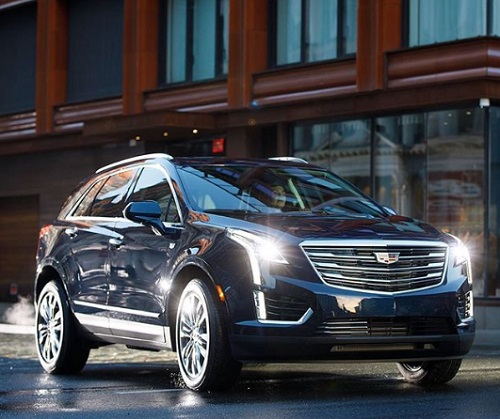Cadillac XT5 Crossover new and used