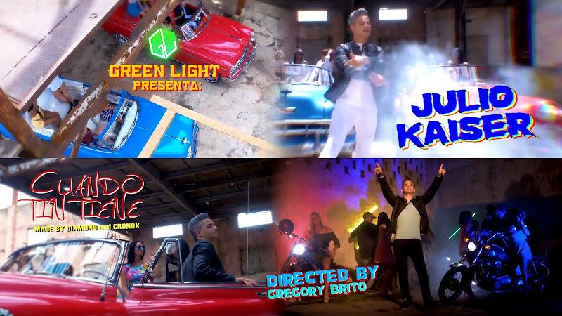Julio Kaiser - ¨Cuando Tin Tiene¨ - Videoclip - Director: Gregory Brito. Portal Del Vídeo Clip Cubano