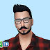 [Beard] Van Dyke Style V3