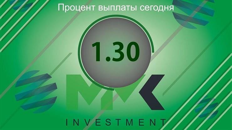 Ежедневный отчет от MMK Investment