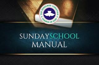 RCCG Sunday School Teacher's Manual 28 January 2018 Lesson 22 - Envy And Jealousy