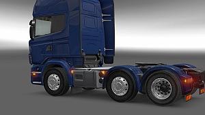 Scania wheels pack
