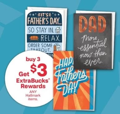 FREE Father's Day Hallmark Cards at CVS