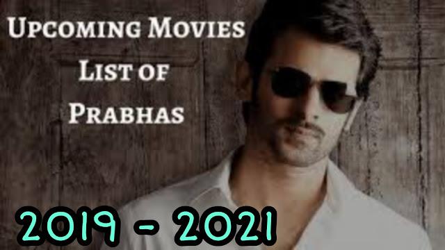 South Actor prabhash top 2 upcoming movies
