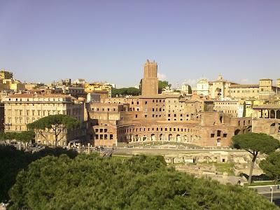 Senado romano - Roma - Itália