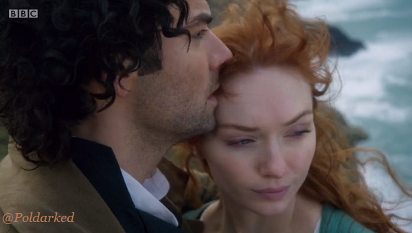 Poldark RTS Wesr of England Awards, Eleanor Tomlinson, Aidan Turner