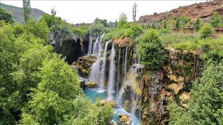 أفضل 10 أماكن لقضاء عطلة مع الجمال الخلاب في تركيا 2020