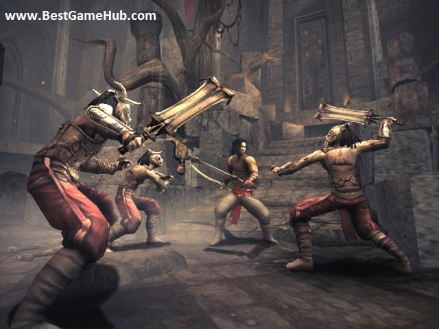 Prince of Persia Warrior Within crack free download - bestgamehub.com