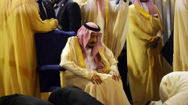 Telepon Presiden Palestina, Raja Salman Kutuk Agresi Israel di Gaza