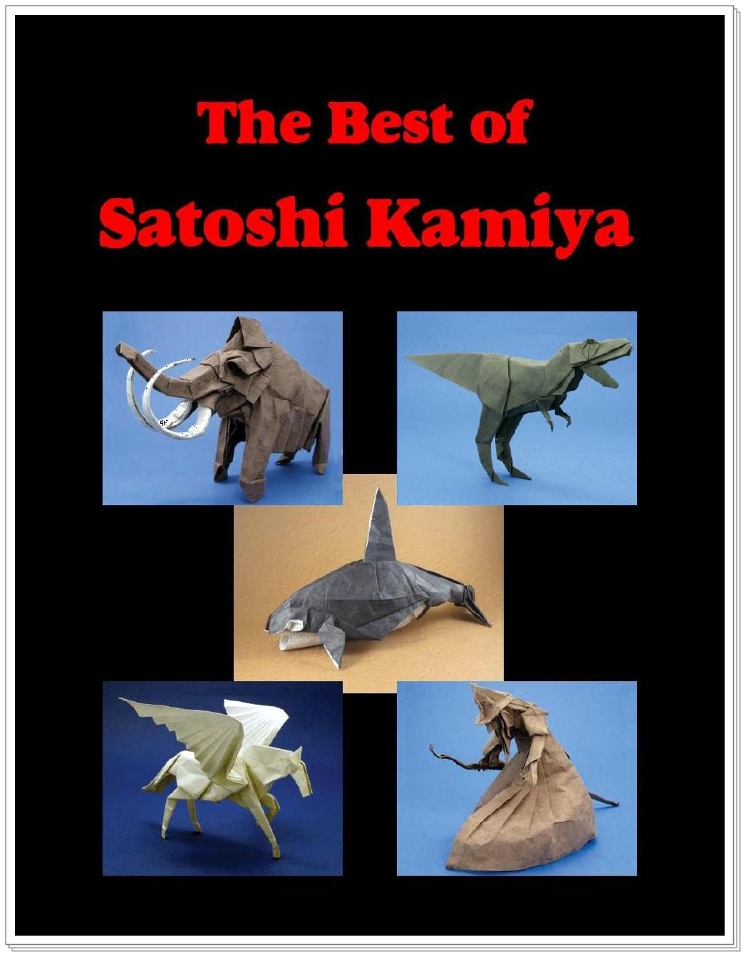 Origami Buch Best 50 für Anfänger leicht und Fan Englisch Papier ... | 1343x1047