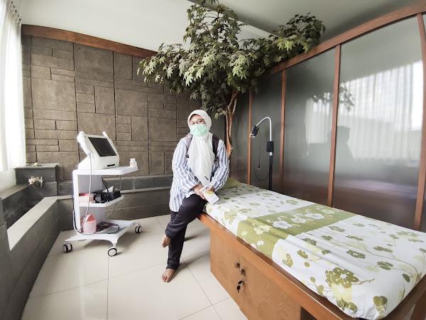 PENGALAMAN PERTAMAKU TREATMENT MASTER SLIM FULL BODY  DI HOLISTIK ESTETIKA