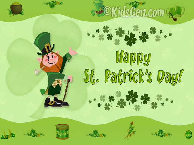 Top Images, Pictures, Wallpapers & Greetings of Happy St. Patrick's Day 2017