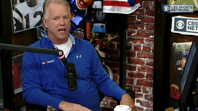 The Fat Boomer Esiason
