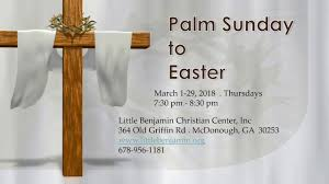 HD palm sunday images 2018