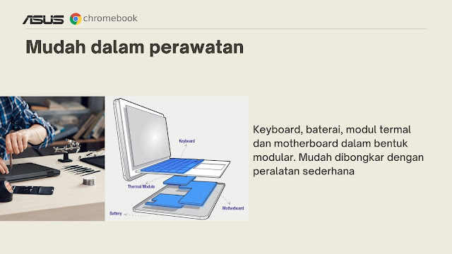 asus chromebook pendidikan
