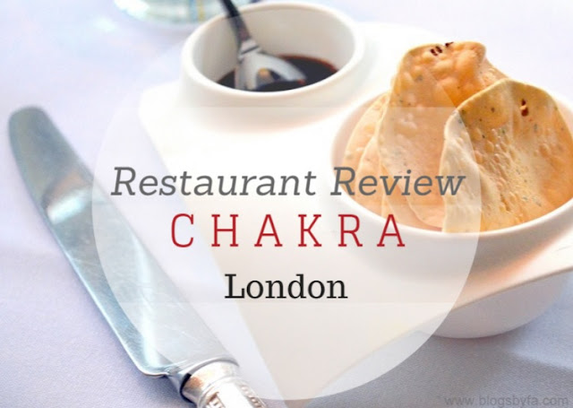 chakra halal indian restaurant london
