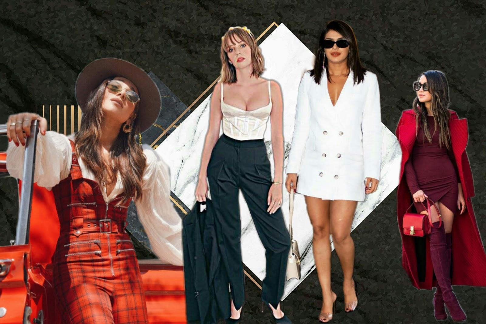 Tendencias moda septiembre 2019