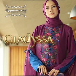 Ayyanameena Gladyssa PurpleBlue
