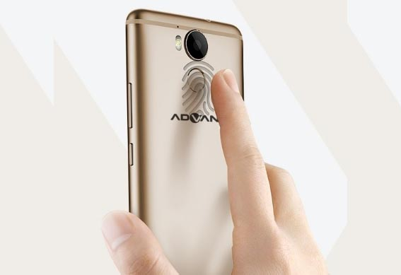 Smartphone Advan G2