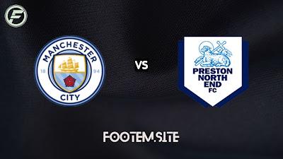 Manchester City vs Preston North