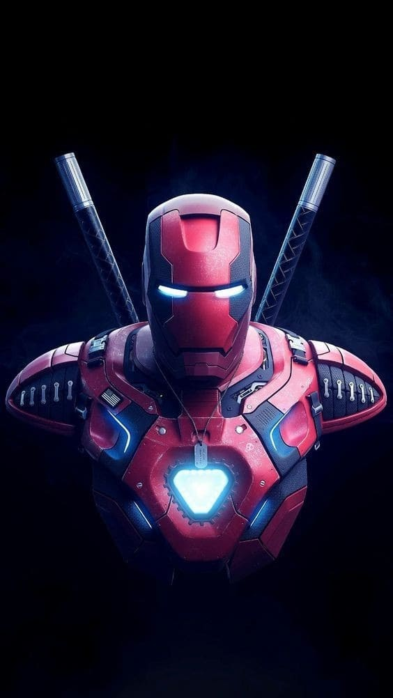 Iron Man Merc With a Mouth : アイアンマン・マーク・ウィズ・ア・マウス ! !