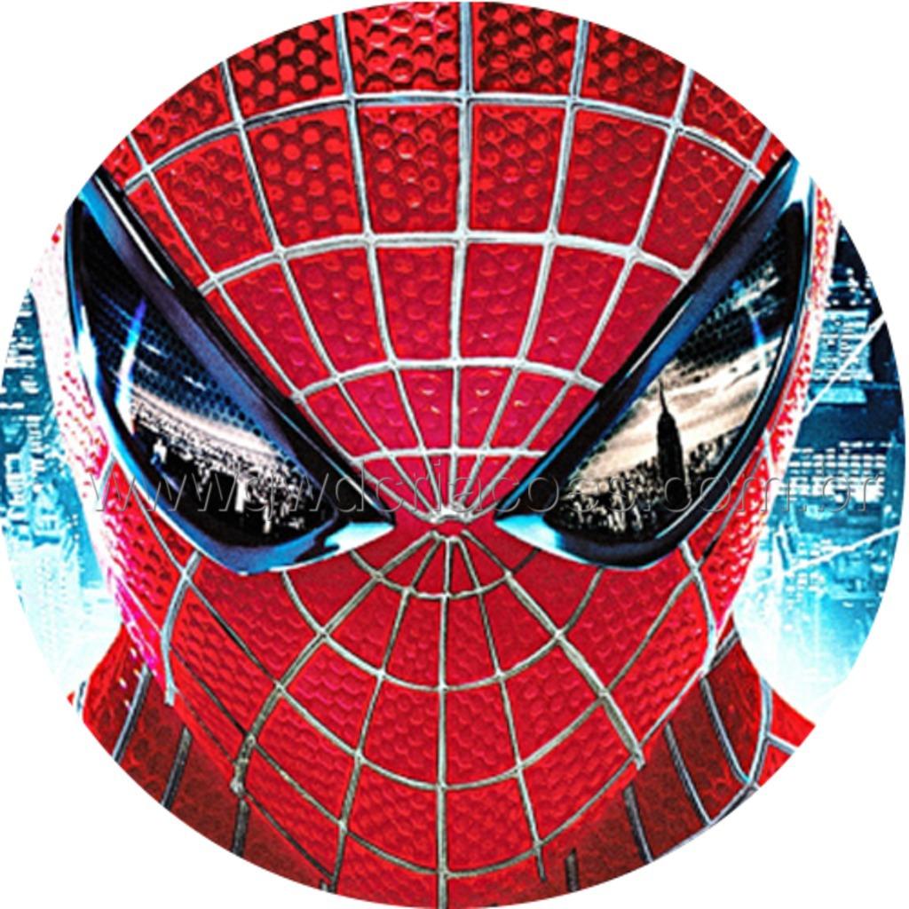 Adesivo De Lembrancinha Do Homem Aranha ~ Adesivos Redondo Adesivos Redondo Homem Aranha