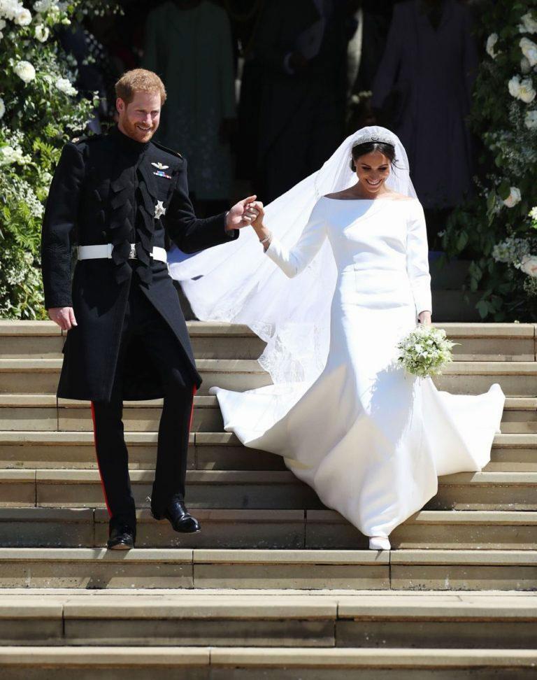 A Royal Wedding: Prince Harry & Ms. Meghan Markle | 19.05.18