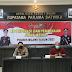 """Jalin """"Kemitraan"""", Polres Ngawi Lakukan Koordinasi dan Pembinaan Awak Media"""