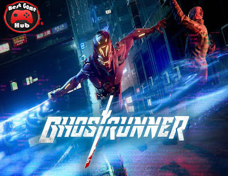 Ghostrunner High Compressed PC Game Free Download