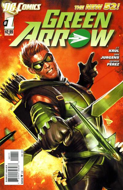 Green Arrow Vol.5 Descarga Español Mega