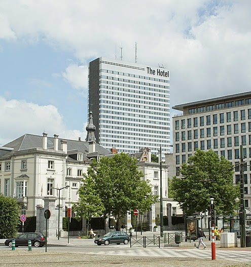 The Hotel, Brussels