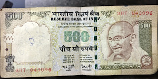 Exception for 500 and 1000 Ruee Notes